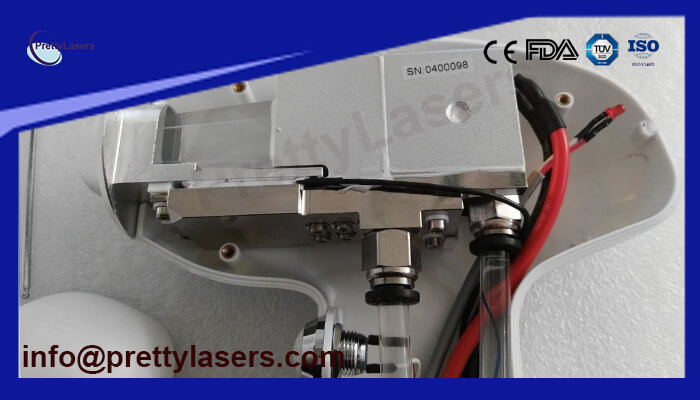 NON-Channel Diode Laser Hair Removal Machine