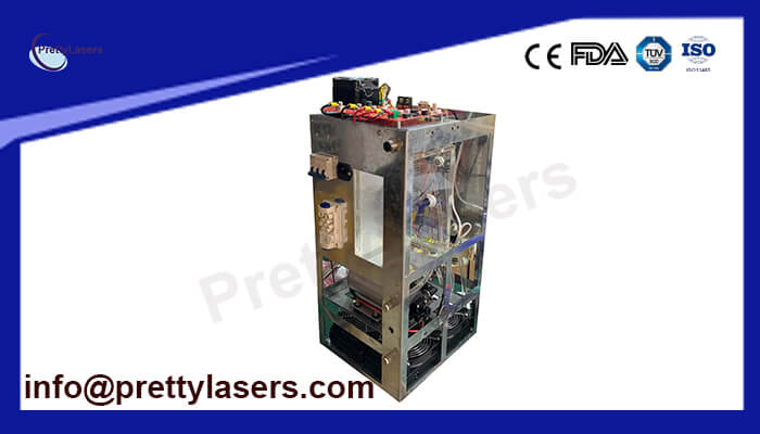 NON-Channel Diode Laser Hair Removal Machine Inner Structure