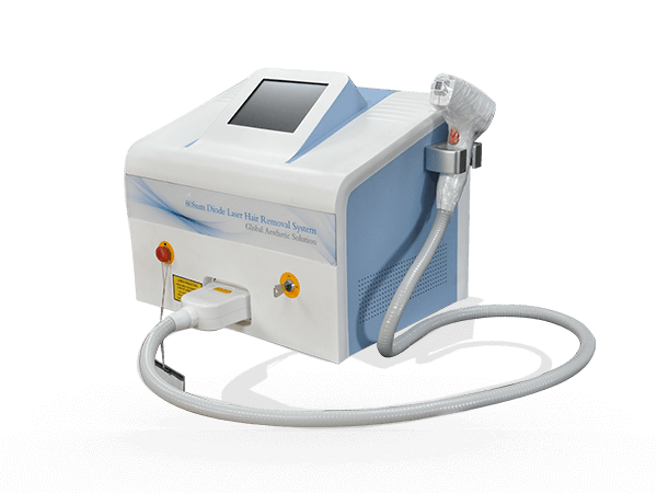 Newest Portable Diode Laser Hair Removal Equipment PL-205