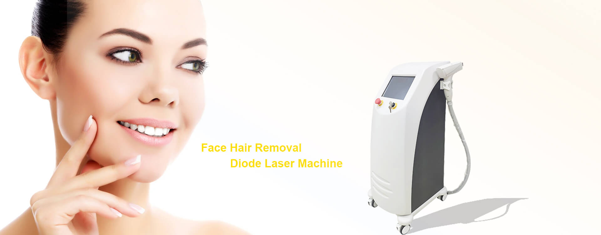 Face Hair Removal Machine