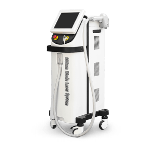 Cosmetic Diode Laser Hair Removal Machine PL-116