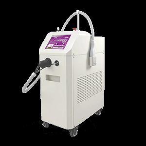 Long Pulse ND YAG Laser Machine
