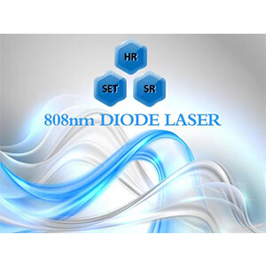 808nm Diode Laser Main Interface