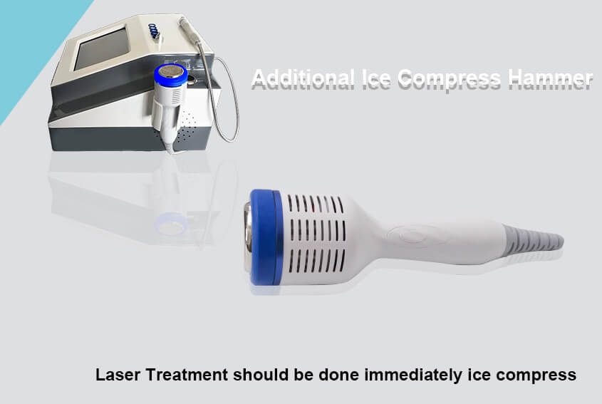 Advanced Ice Compress Hammer