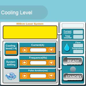 Cooling Level: 1~4