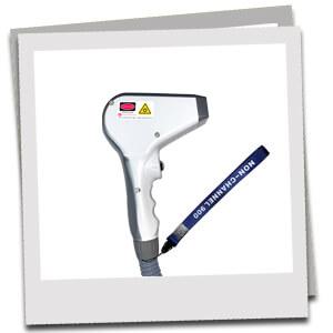 808 diode laser handlepiece