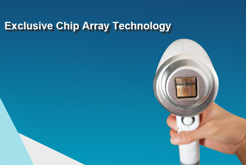 Exclusive chip array technology