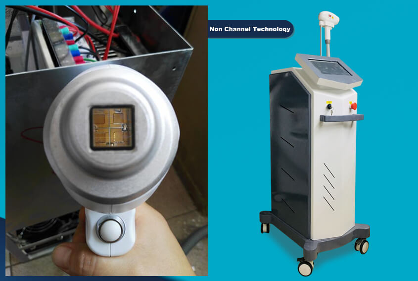 The Latest Technology of Diode Laser Epilation Machine PL-301D