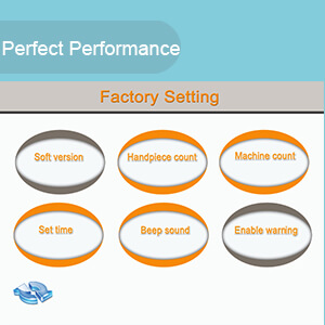 Perfect Performance: Precise Energy Density <0.5/cm2