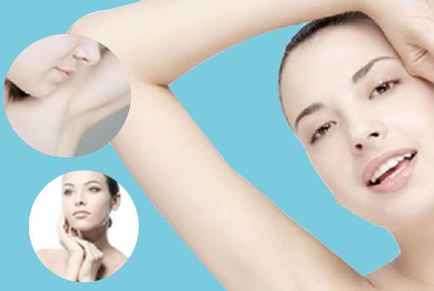 Salon Laser Hair Removal Treatment