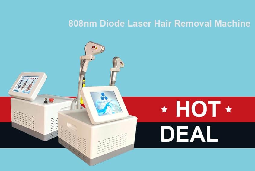 The Professional Diode Laser Hair Removal Machine Solution