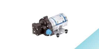 Latest DC brushless water pump from Italy