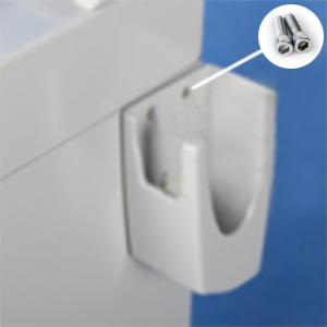 use a screw driver to fix the four screws