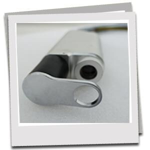 755nm Fiber Hair Removal Machine Light Handlepiece