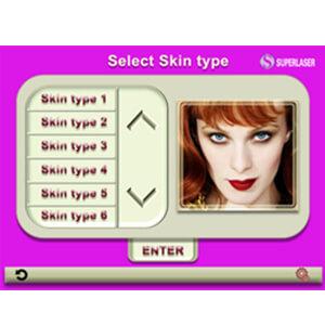 Select Skin Type