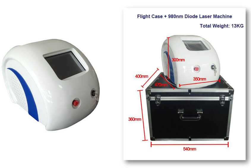 980nm Diode Laser Packaging