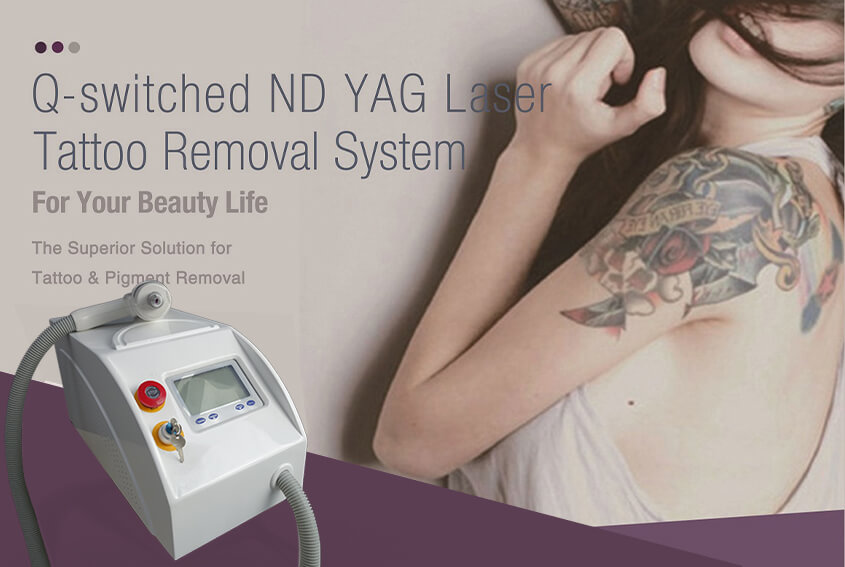 Features Of Tattoo Removal Machine