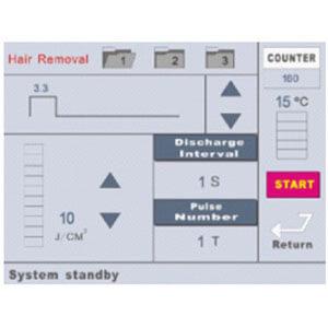 Paramters Setting Interface