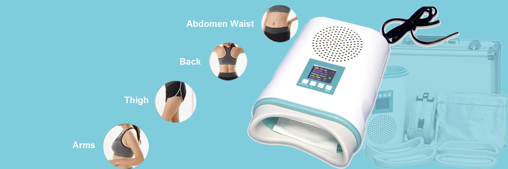 Low Temperature Decomposition Sutiable For Body Slimming