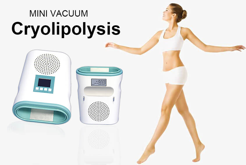 MINI VACUUM Cryolipolysis