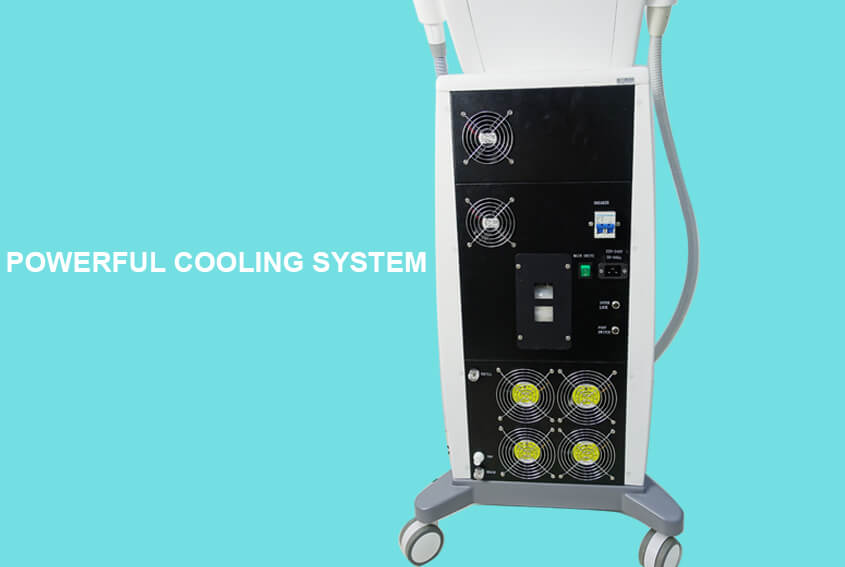 Powerful Cooling System
