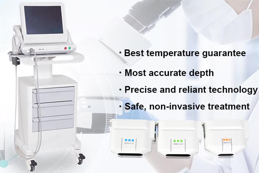 Technology Advantages Of HIFU Face Lifting Machine