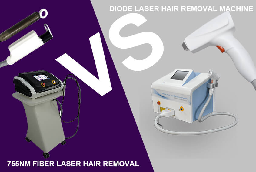 What's thedifferences between normal diode laser and fiber coupled diode laser?