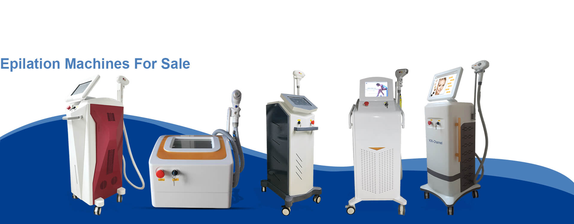 Epilation Machines For Sale