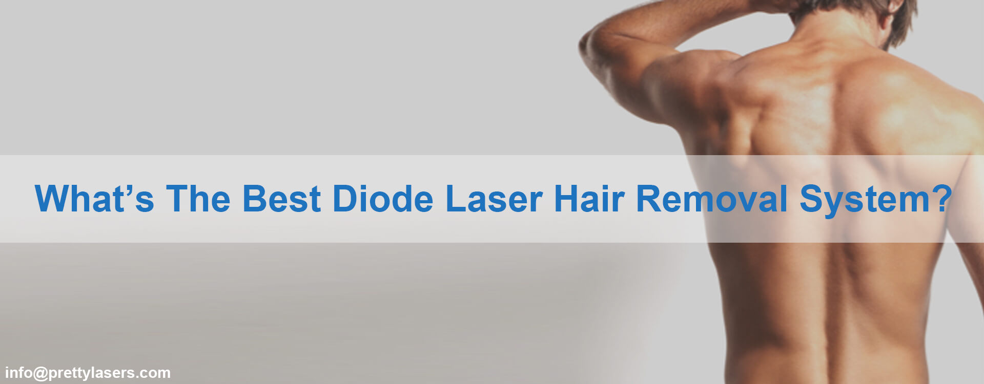 What's The Best Diode Laser Hair Removal System?