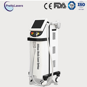 Cosmetic Diode Laser Hair Removal Machine