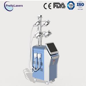 5 Handles Professional Cryolipolysis Slimming Machine