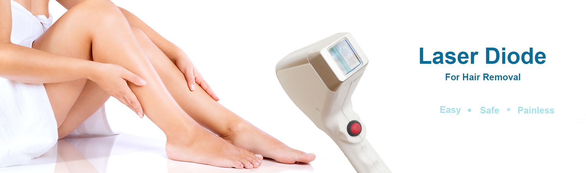 Professional Diode Laser Hair Removal