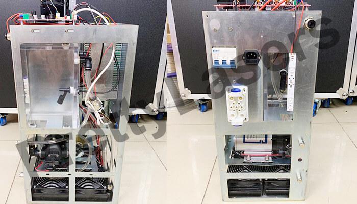 Refrigeration system without compressor