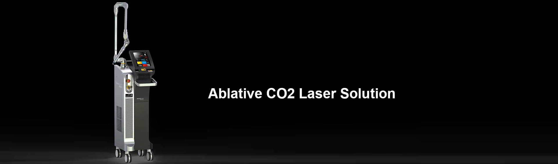 Ablative CO2 Laser Solution
