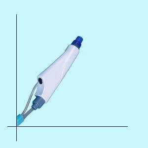 Water dermabrasion probe