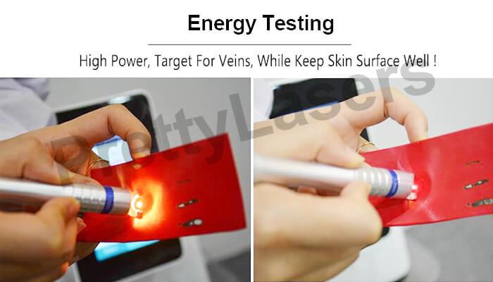 Energy Testing