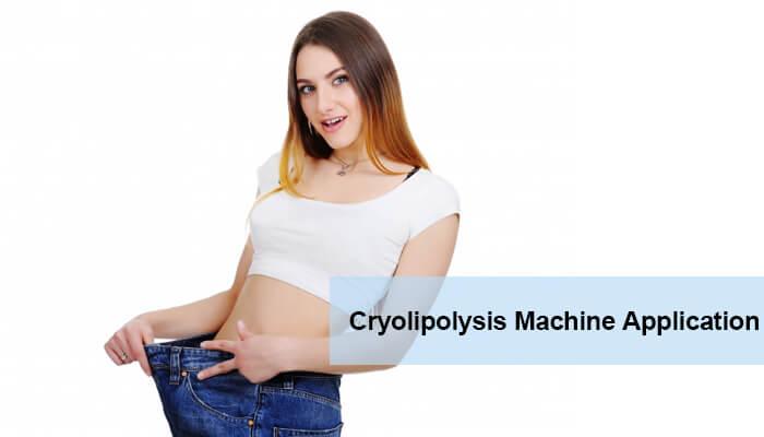 Cryolipolysis Machine Applications