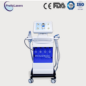 oxygen jet peel machine cost