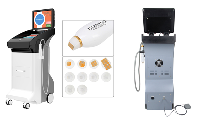 Benefits of RF Microneedling Terapy System