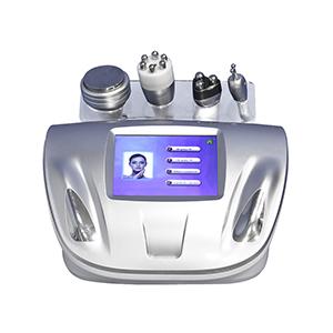 4 in 1 multifunctional cavitation rf body shaping and skin tightening machine