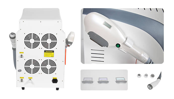 Why choose professional E-light System?